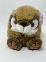 "Swibco Plush Puffkins Scooter the Chipmunk 4"" Stuffed Animal New With Tags - $7.91"