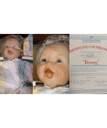 """The Ashton-Drake Galleries Doll """"Yummy"""" Handcrafted Porcelain Certified ... - $29.65"""