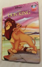 Vintage Disney Book The Lion King 1994 Hardback - $7.91