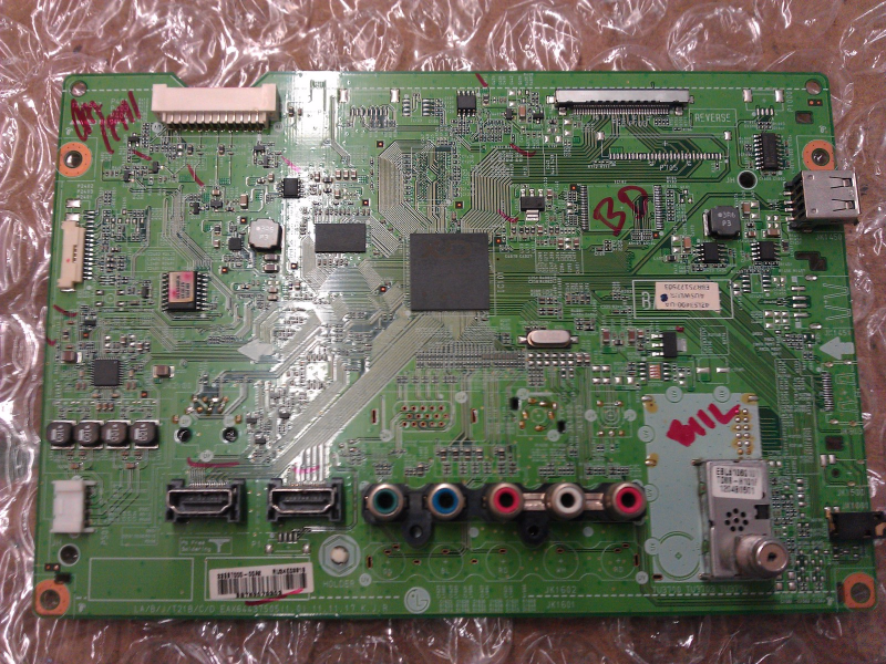 EBT62079303 Main Board From LG 42LS3400-UA.AUSWLUR LCD TV