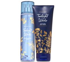 Bath & Body Works Twilight Woods Body Cream + Fine Fragrance Mist Duo Set - $28.37