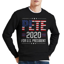 Pete Buttigieg Vintage Vote Pete For U.S. President for you Sweatshirt - $29.99+