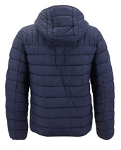 Levi's Men's Puffer Embroidered Logo Hood Quilted Packable Zipper Red Tab Jacket image 9