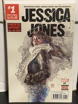 Jessica Jones #1 First Print Cover A 2017 Netflix Brian Bendis Gaydos Ri... - $14.01