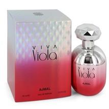 Viva Viola By Ajmal Eau De Parfum Spray 2.5 Oz For Women - $37.19