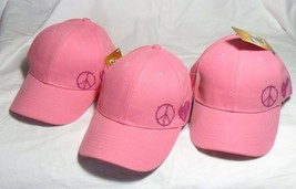 Youth Army Pink (3 Pack) Officially Licensed Military Hat Baseball Cap - $31.99