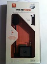 XtremeMac Micro Memo Voice / Audio Recorder for iPod nano 2nd generation - $7.91