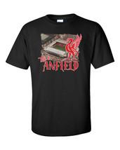 Liverpool FC T-Shirt You'll Never Walk Alone Premier YNWA UK Football An... - $23.75+