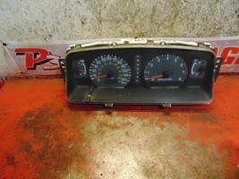 04 03 02 01 00 Mitsubishi Montero sport speedometer instrument gauge clu... - $24.74