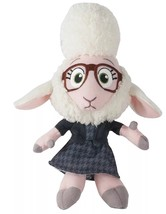 Zootopia Small Plush Assistant Mayor Bellwether Filled w/ beans so plush... - $5.92