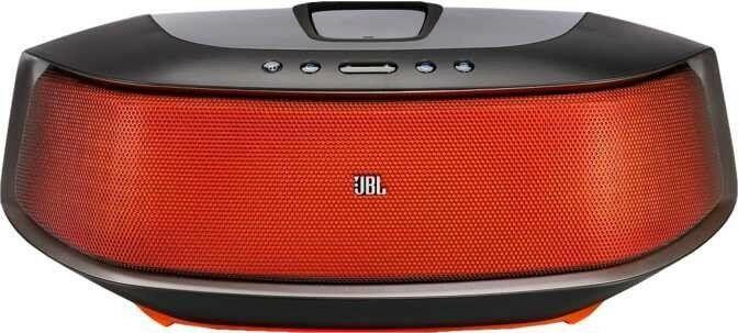 JBL OnBeat Rumble Wireless Speaker Dock with Built-In Subwoofer image 4