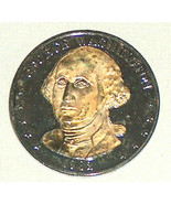 1982 George Washington American President Anniversary Coin - $12.07