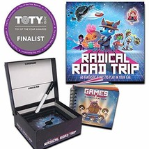 Dr. Biscuits' Radical Road Trip - Kids Travel Game - 60 Fun Games to Play in You image 1