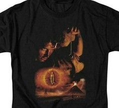 The Lord of the Rings Frodo Baggins The One Ring graphic cotton t-shirt LOR3006 image 2