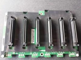 HP Compaq ML370 G3 G4 Server 6-Bay SCSI Backplane Board 011515-001, 263035-001 - $13.99