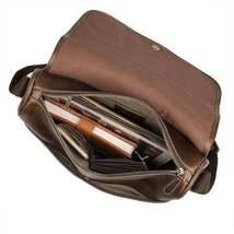 Sale, Work Bag, Messenger Bag, Men's Vertical Messenger Bag, Sling Messenger Bag image 3