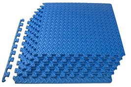 ProsourceFit Puzzle Exercise Mat, EVA Foam Interlocking Tiles, Protectiv... - $22.62