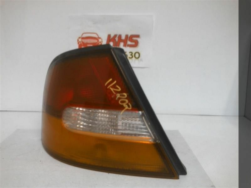 Primary image for Driver Tail Light Quarter Panel Mounted Thru 12/98 Fits 98-99 ALTIMA 308312