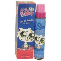 Littlest Pet Shop Puppies by Marmol & Son Eau De Toilette Spray 1.7 oz for Women - $14.95