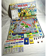 The Simpsons 2001 Monopoly--Parker Bros.--Welcome to Springfield - $24.00