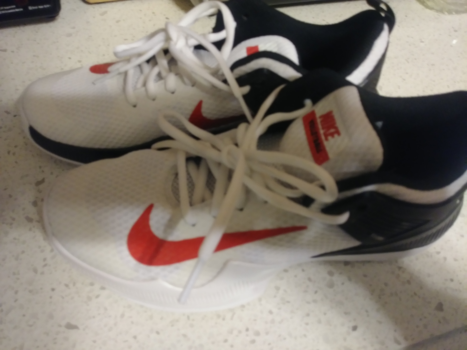 low priced bad0f 0b38f Womans Size 8.5 Nike Volleyball Shoes New in and similar items