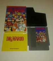 Dr. Mario (Nintendo Entertainment System, 1990) Complete - $32.68