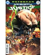 Justice League Rebirth # 10 (Feb. 2017) First Print - $3.95