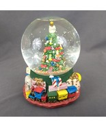 The San Francisco Music Box Company Snow Globe O Chirstmas Tree with Box... - $38.65