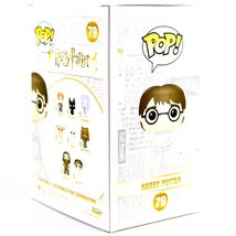 Funko Pop! Harry Potter in Pajamas PJs #79 Vinyl Action Figure NIB image 4