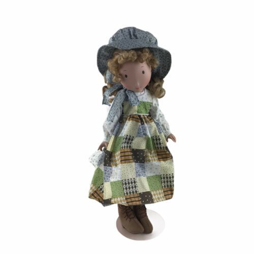 "2007 Holly Hobbie Marie Osmond Doll Vinyl Limited Edition Of 5,000 Prairie 16"" - $41.80"