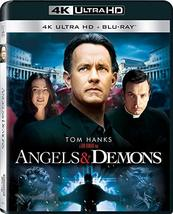 Angels & Demons (4K Ultra HD + Blu-ray)