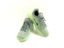 Nike Skyelux Womens Running Shoes Green/Grey Training Sports Athletic Sn... - $59.22