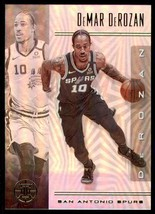 2019-20 Panini Illusions DeMar DeRozan #119 - $2.93