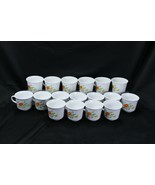 Corelle Wildflower Cups Lot of 17 - $48.99