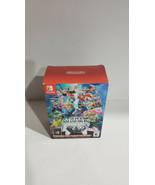 Brand New Nintendo Switch Super Smash Bros Ultimate Special Editon Fast ... - $168.29