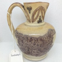 Doulton Sotheby's Judd Collection T Smith & Co Dog Berries Leaves Jug Pitcher - $281.29