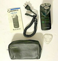 Vintage Norelco 710RL Lift & Cut Electric Shaver w/ Cord Case & Manual -... - $22.99