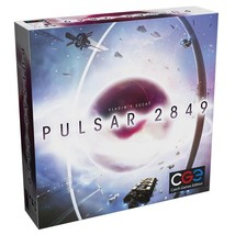Pulsar 2849 Board Game Strategy Euro Gameplay Czech Games Edition, Inc. ... - $51.99