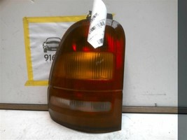 Driver Left Tail Light Quarter Panel Mounted Fits 95-98 WINDSTAR 59249 - $52.20