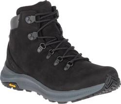 Merrell Ontario Mid Waterproof Hiker Boot (Men's) in Black Leather - NEW - $188.95