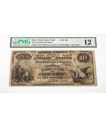 1882 National Währung Fr #480 National Park Bank Ch # 891 PMG Fein 12 - ₹45,804.74 INR