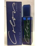 COLORS DE BENETTON EAU DE TOILETTE SPRAY 1.OZ / 30 ML NEW. VINTAGE See N... - $20.90