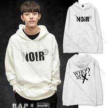 Kpop B.A.P Cap Hoodie NOIR Sweatershirt Sweater BAP Coat Yong Guk Dae Hyun - $17.99