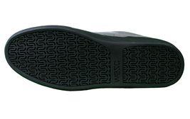 WeSC Mens Black Dark Shadow Gray Turquoise Emerson Stash Graffiti NY Shoes image 7