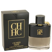 CH Prive by Carolina Herrera Eau De Toilette Spray 1.7 oz for Men - $62.72