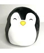 "Kellytoy Squishmallows Luna Penguin Plush 8"" Dark Gray - $25.06"