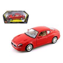 Maserati 3200 GT Coupe Red 1/18 Diecast Model Car by Bburago 12031r - $51.45