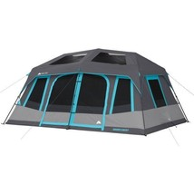Ozark Trail 10-Person Dark Rest Instant Cabin Tent Ceiling Panels New - $225.95