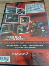 Sony PS2 JamPack Volume 11 DEMO DISC image 2