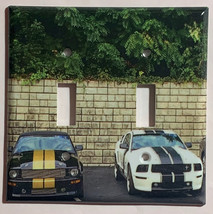 Ford Mustang Sport Car Light Switch Power Outlet Wall Cover Plate Home decor image 4